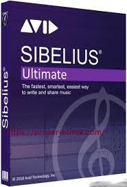 Avid Sibelius Ultimate Crack 2019.2 Build 2071 License Key