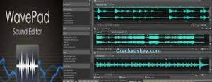WavePad Sound Editor 12.35 Crack