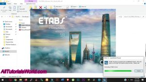 CSI ETABS Ultimate 19.1.0 Build 2420 Crack