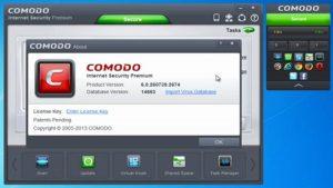 Comodo Internet Security 12.2.2.8012 Crack