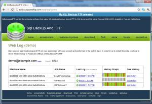 SQLBackupAndFTP 12.5.10 Crack