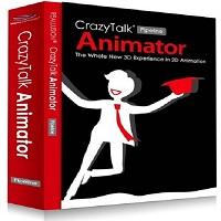 CrazyTalk Animator 4.4.2408.1 Crack