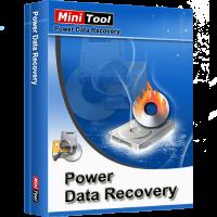 MiniTool Power Data Recovery 9.1 Crack